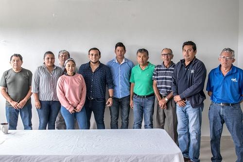 Presentan a la nueva directiva de la Liga Municipal de Basquetbol de Progreso