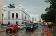 Debido a la fuerte lluvia, la Comuna de Mérida suspende el maratón de baile