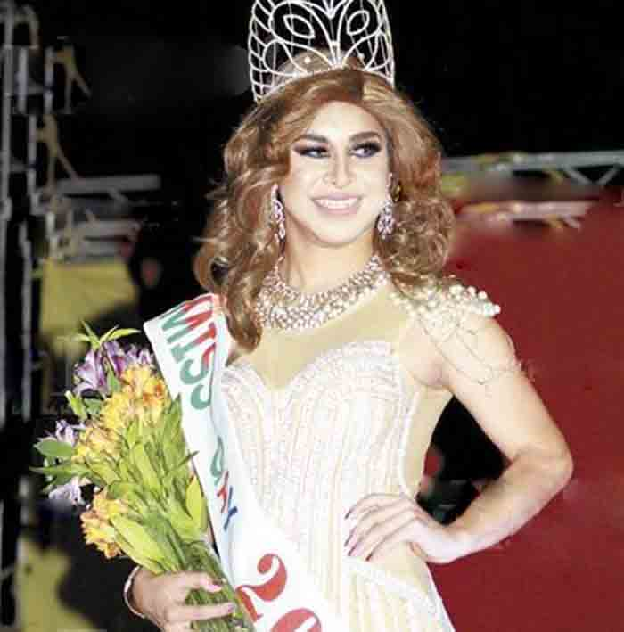 """Aitana"" Rivero, la nueva Mis Gay 2019"
