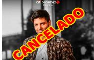 Chayanne cancela su concierto en Cancún