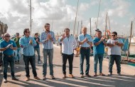 Julián Zacarías da inicio al programa permanente de limpieza de manglares y refugios pesqueros