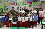 """En Conkal ponen en marcha el plan """"Alcaldesa en tu Escuela"""""""