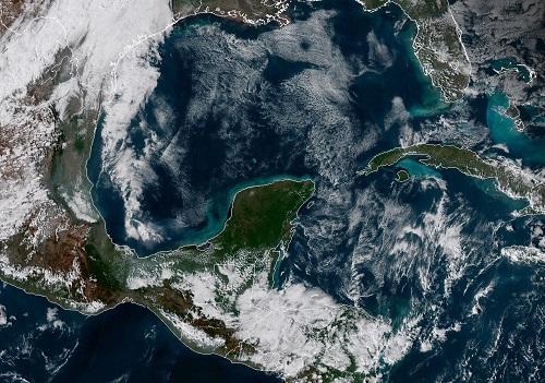 """Tres días más de """"heladez"""" mañanera en Yucatán y calor en el día, dice la Conagua"""