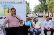 La Comuna de Oxkutzcab entregó 130 certificados de