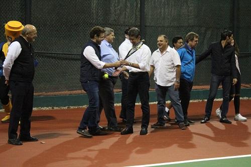 Más de 150 tenistas ven acción en la Copa Libanés de Mérida