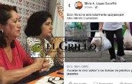 Silvia López, diputada de MC, es faltista y cínica: Con su Facebook aparenta estar en Yucatán