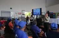 El Ayuntamiento de Mérida da un curso de capacitación  a operadores de camiones de basura