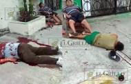 Yucateco es baleado en Cancún, por estar en el lugar incorrecto (VÍDEO)