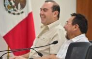 Víctor Cervera consultará las bases por la nueva dirigencia del PRI