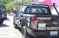 Dos viejitos resultaron heridos, luego de chocar, en Progreso