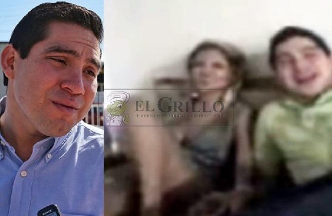 """Le """"llueve"""" a """"Chucho Chayote"""": Sólo sirve para fiestas con mujeres de la vida galante"""