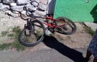 Un joven de 16 años intenta atropellar y matar a un ciclista de 15, en Nohbec