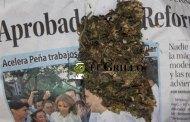 Detienen de nuevo a Luis Huchim, mininarco de Bokobá, pues tenía marihuana