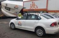 Usa un auto del IEPAC para hacer sus compras en Chedraui de Ciudad Caucel