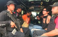 Detienen a seis hombres en montes de Kopté, por el tiroteo de Motul