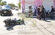 Atropella y lesiona a dos motociclistas, en Tizimín