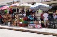 Hay menos ambulantes en el centro de Mérida, dice la Canacome