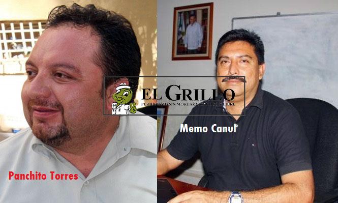 """Todos contra Rolando: """"Panchito"""" contra Memo Canul para dirigir al PRI Estatal"""