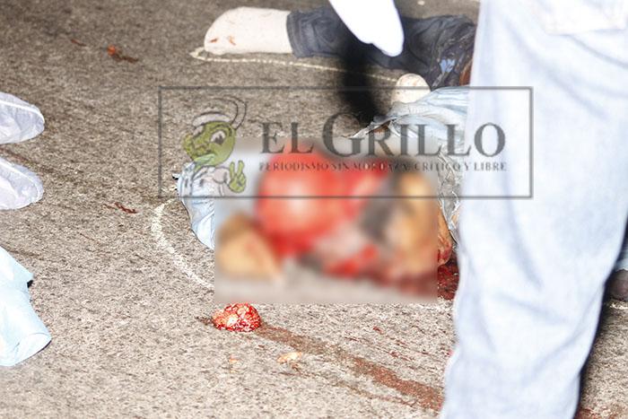 Trágico domingo: Lo arrollan en la Mérida-Progreso y se le estalla la cabeza