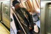 Golpea y patea a una ancianita en la cara, en el metro de Nueva York (VÍDEO)