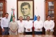 Mauricio Vila y el embajador de Rusia fortalecen la promoción turística y el intercambio educativo