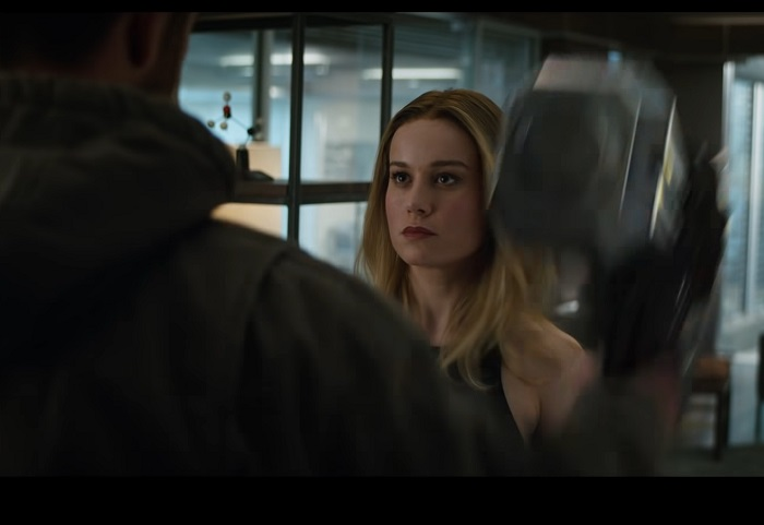 """Capitana Marvel"" se integra a ""Avengers: Endgame"""