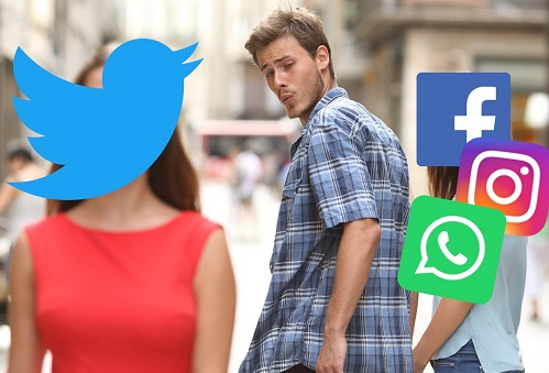 En menos de 24 horas cae el sistema de Facebook, Instagram, WhatsApp, Gmail y Google Drive