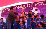 Con dos trofeos de campeones, el Club Félix brilla en el torneo copero de la Liga Meridana de fútbol