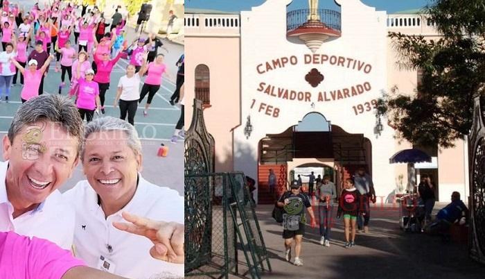 """Del """"Salvador Alvarado"""" sacaré para mi retiro, cacarea Jesús Molina, según denuncian"""