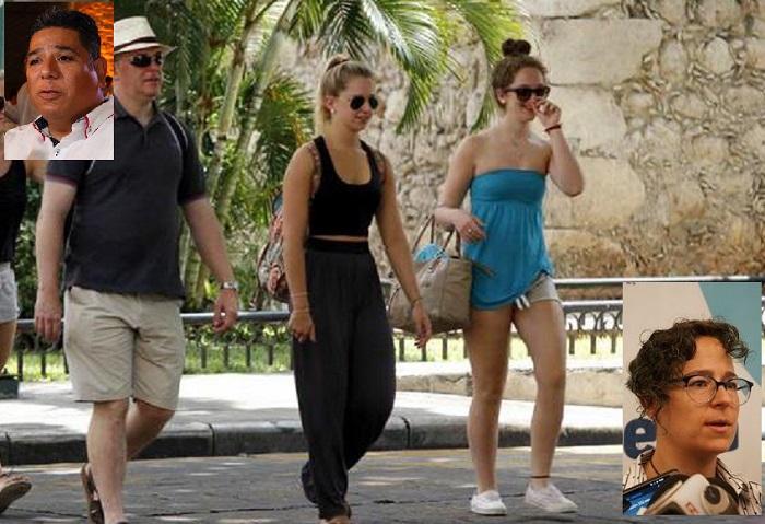 Callan ante las cifras alegres de Michelle en materia de turismo, en Yucatán