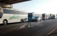 AMLO promete soluciones del aumento al costo de la gasolina a los transportistas yucatecos