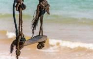 Habrá columpios en la orilla del mar del puerto de Progreso