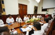 Nombran a Renán Barrera como el coordinador regional de la Conferencia de Seguridad Pública