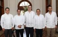 Gobernadores de la zona Sur-Sureste trabajarán para impulsar su desarrollo turístico y comercial