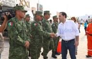 """""""Unamos esfuerzos para prevenir y combatir incendios forestales"""", pide Mauricio Vila"""