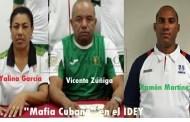 """La """"mafia cubana"""", autora del  desamparo a los atletas yucatecos, denuncian"""