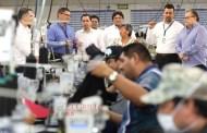Crece la economía y la generación de empleos formales en Yucatán, afirma Mauricio Vila