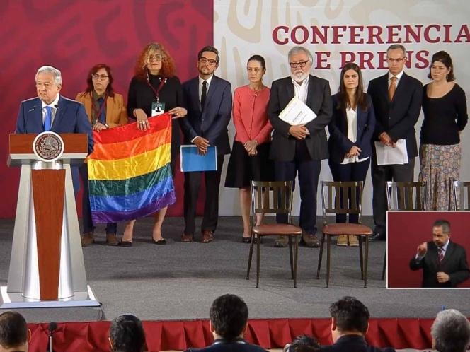 Firman decreto para que el 17 de mayo sea Día Nacional contra la homofobia