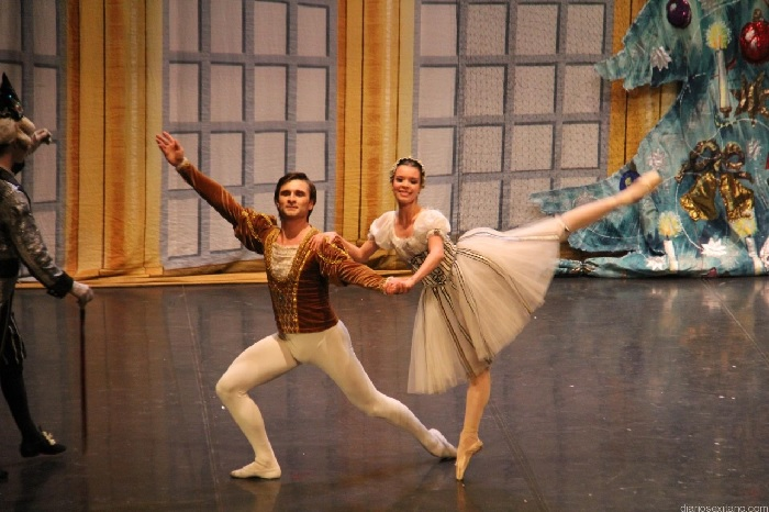 Danza clásica, el próximo 25 de mayo en el Teatro Armando Manzanero