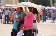 Martes con 41 grados y lloviznas en el Norte y Sur de Yucatán