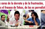El fracaso de Tekax exhibe a Tona, Bayardo y Nino como mentirosos