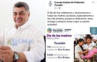 """Funcionario panista """"promueve"""" la maternidad infantil en Yucatán"""
