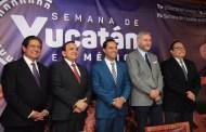 La Semana de Yucatán en México tendrá lo mejor de nuestra cultura, afirma Mauricio Vila