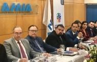 """""""Yucatán es el lugar correcto para invertir"""", afirma Mauricio Vila ante la AMIA"""