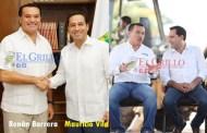 """""""Guerra de Titanes"""": Renán contra Vila buscan dominar el consejo estatal"""
