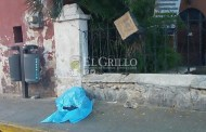 Muere frente a la iglesia de La Candelaria, en el centro de Mérida