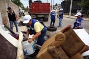 Recolectan más de 420 toneladas de cacharros