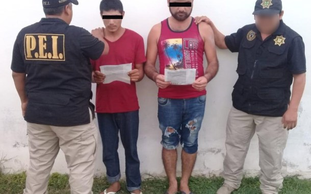 Detienen a dos homicidas campechanos que se escondían en Mérida