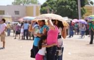Hoy viernes habrá calor de hasta 41º C y lloviznas en el sur y oriente de Yucatán