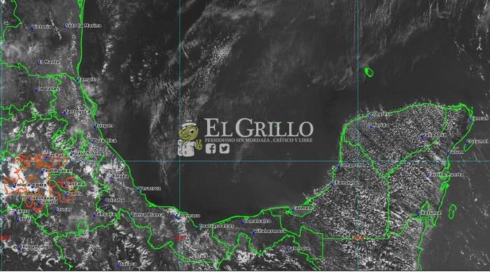 Vuelve el calor extremo de hasta 41 grados, en Yucatán y Campeche